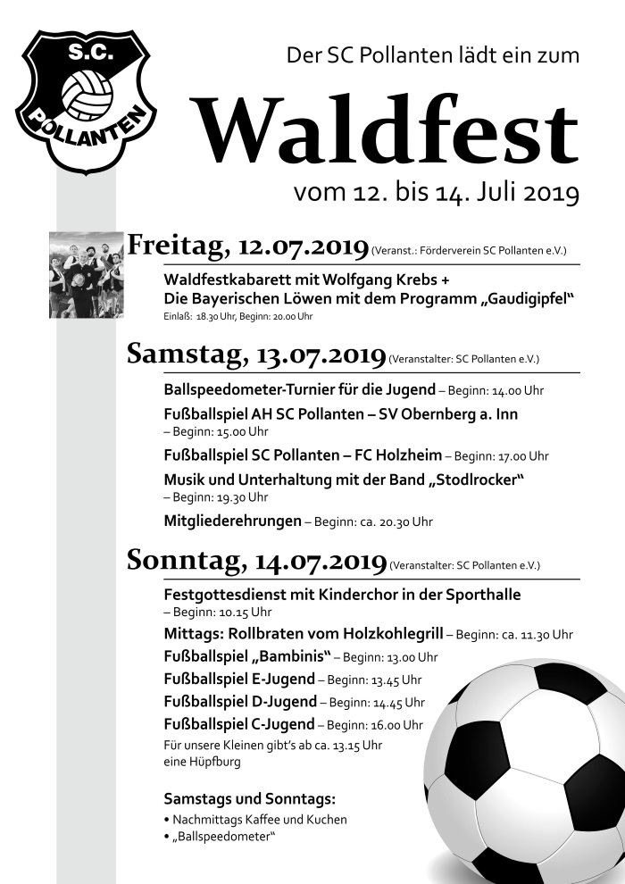 waldfestplakat final